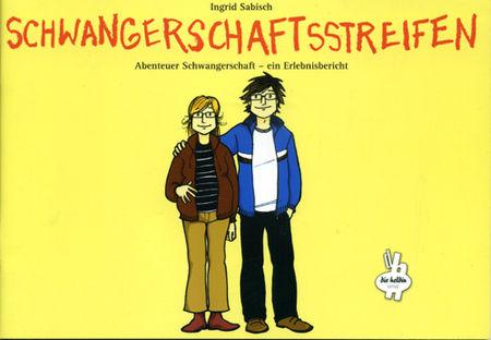Schwangerschafts Streifen - Das Cover