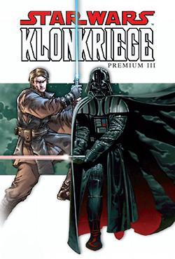 Star Wars: Klonkriege Premium III - Das Cover