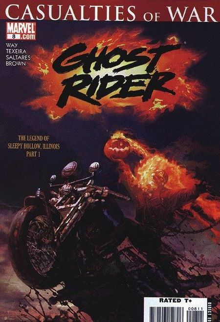 Ghost Rider Sonderband 2 - Das Cover
