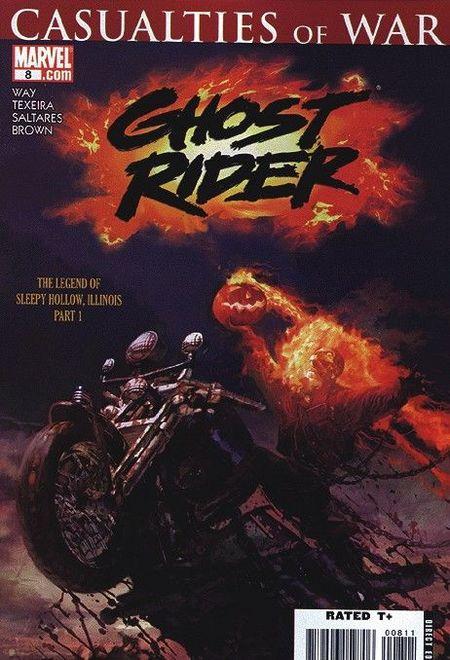 Ghost Rider Sonderband 2 - Das Cover