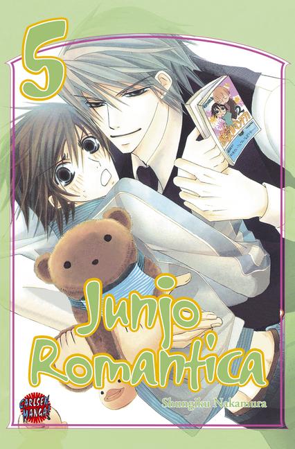Junjo Romantica 5 - Das Cover