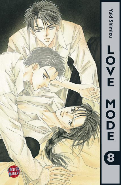 Love Mode 8 - Das Cover