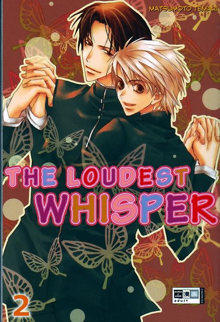 The Loudest Whisper 2 - Das Cover