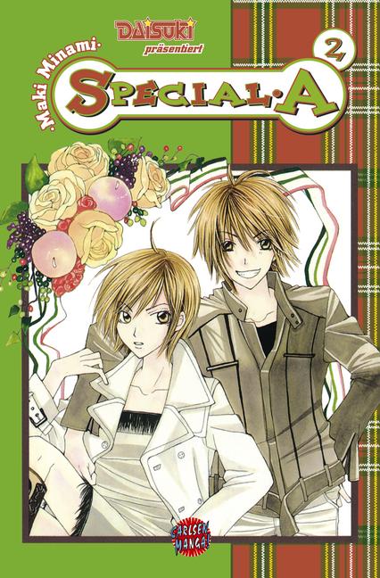Special A 2 - Das Cover