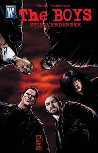 The Boys 1 - Das Cover