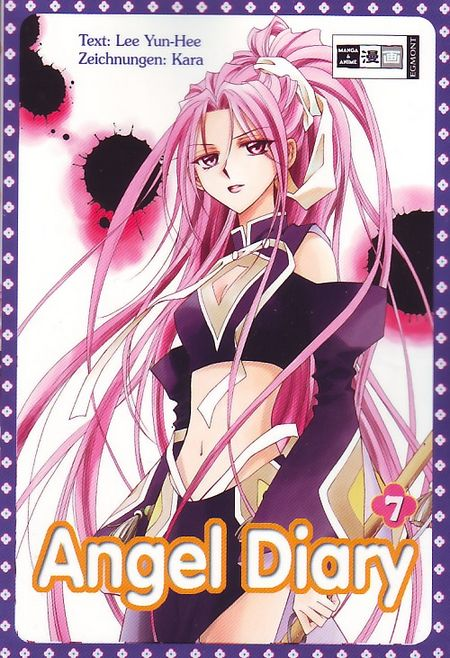 Angel Diary 7 - Das Cover