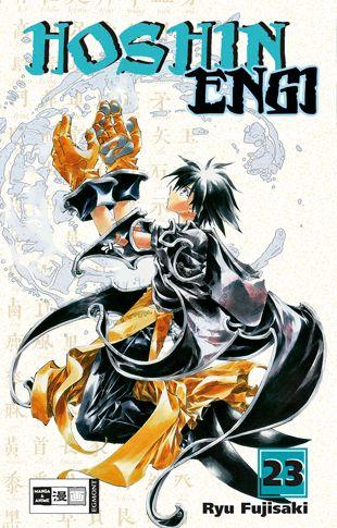 Hoshin Engi 23 - Das Cover