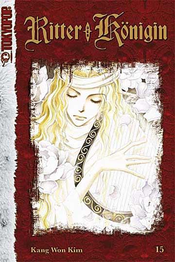 Ritter der Königin 15 - Das Cover