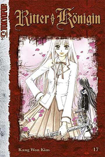Ritter der Königin 17 - Das Cover