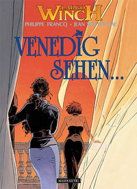 Largo Winch 9: Venedig sehen ... - Das Cover