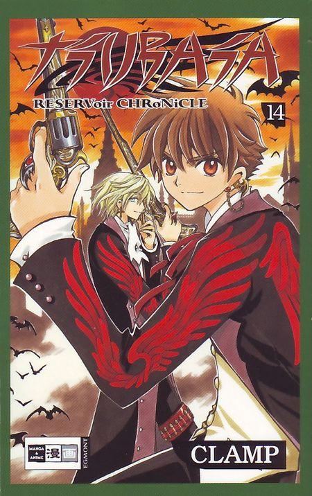 Tsubasa 14 - Das Cover
