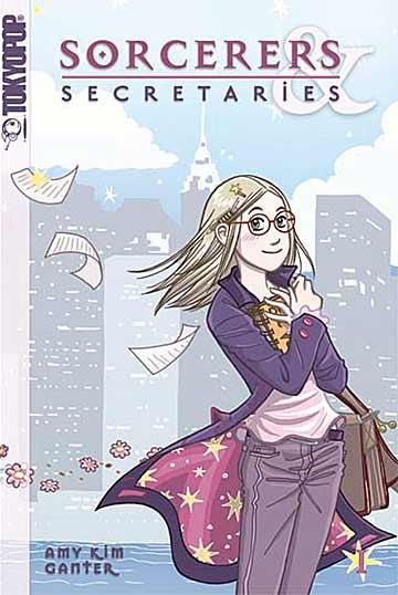 Sorcerers & Secretaries 1 - Das Cover