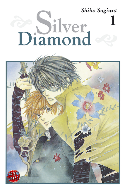 Silver Diamond 1 - Das Cover
