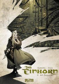Das Einhorn 2: Ad Naturam - Das Cover