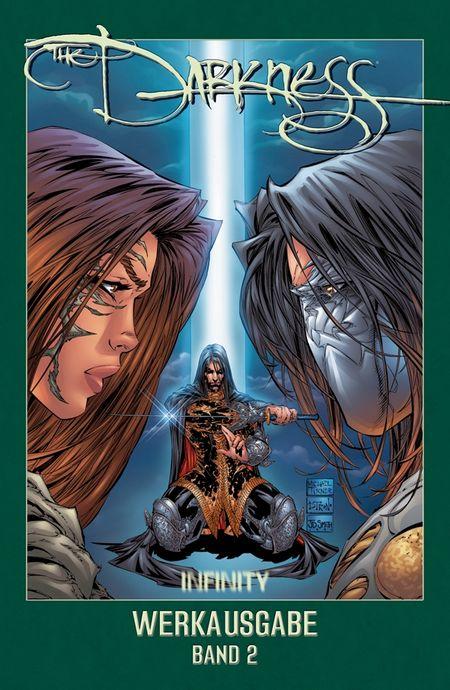 The Darkness - Werkausgabe 2 - Das Cover