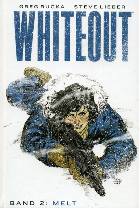 Whiteout 2: Melt - Das Cover