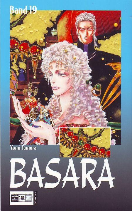Basara 19 - Das Cover
