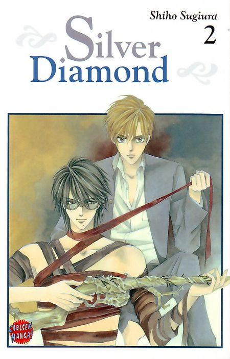 Silver Diamond 2 - Das Cover