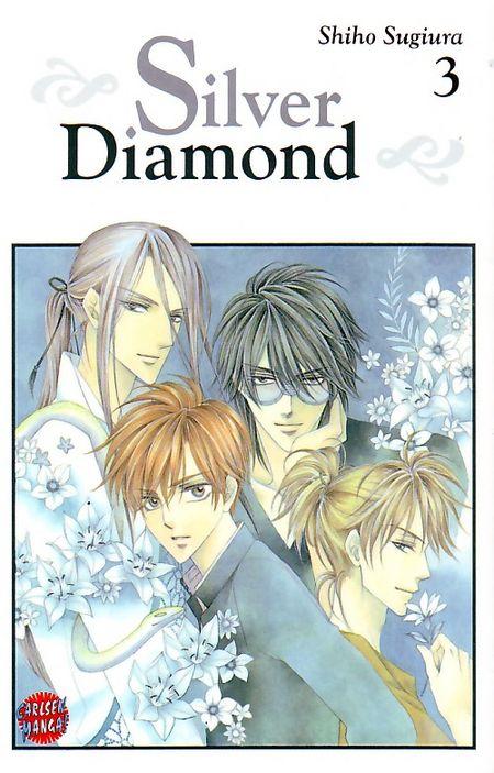 Silver Diamond 3 - Das Cover