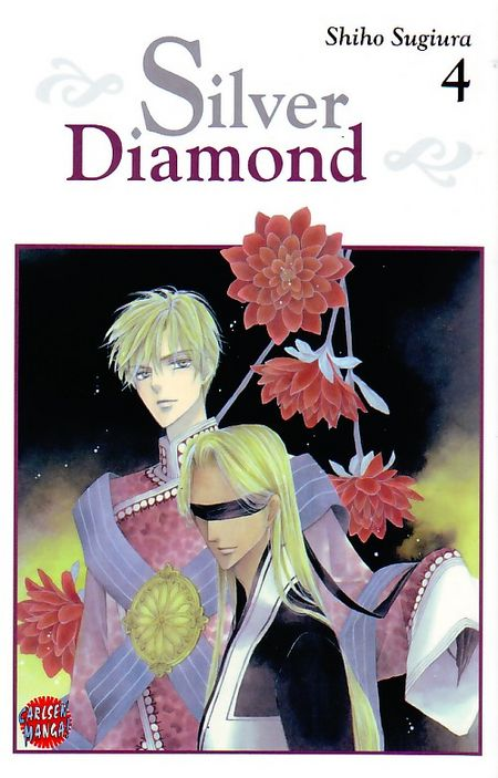 Silver Diamond 4 - Das Cover
