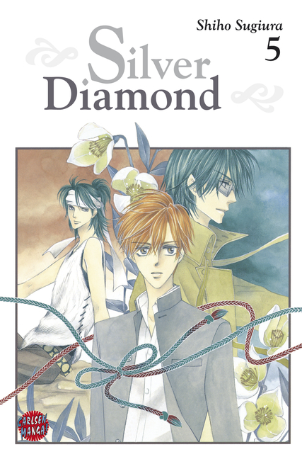 Silver Diamond 5 - Das Cover