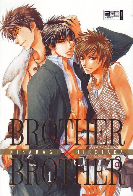 Brother x Brother 1 - Das Cover