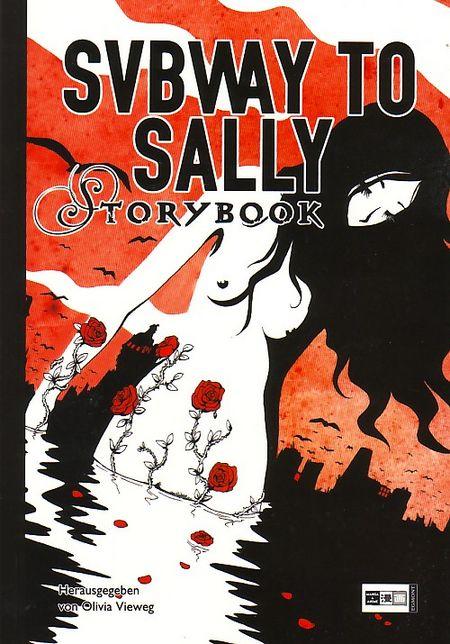 Subway to Sally Storybook - Das Cover