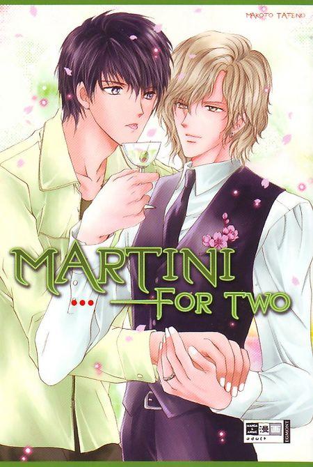 Martini for two - Das Cover