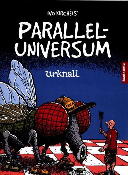 Paralleluniversum - Das Cover