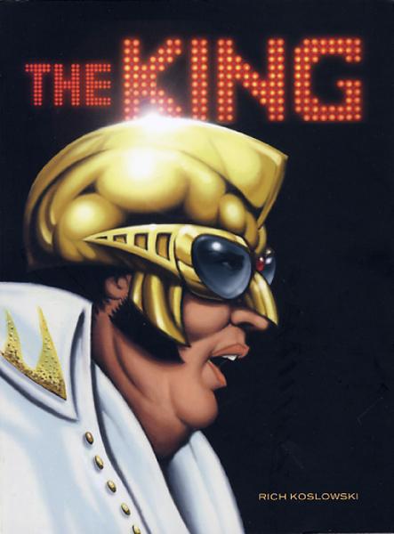 The King - Das Cover