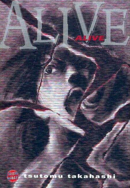 Alive - Das Cover