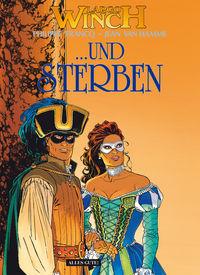 Largo Winch 10 - ... und sterben - Das Cover