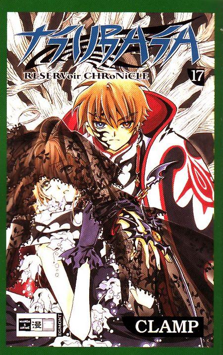 Tsubasa 17 - Das Cover
