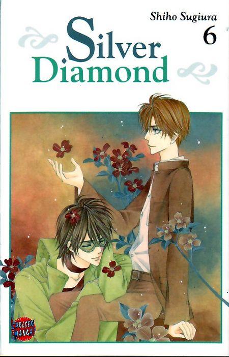 Silver Diamond 6 - Das Cover