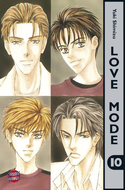 Love Mode 10 - Das Cover
