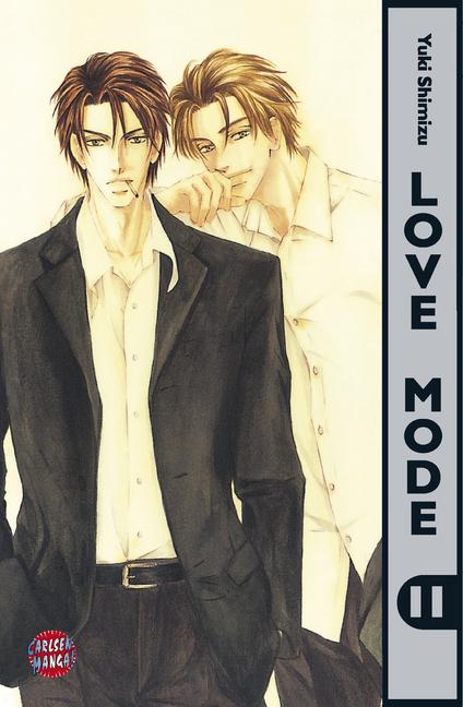 Love Mode 11 - Das Cover