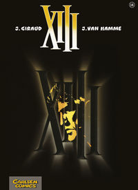 XIII 18: Die Kelly-Brian-Story - Das Cover