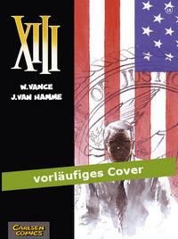 XIII 19: Die letzte Runde - Das Cover