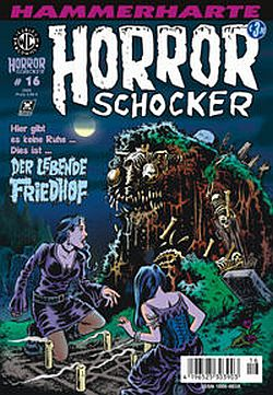 Horrorschocker 16 - Das Cover