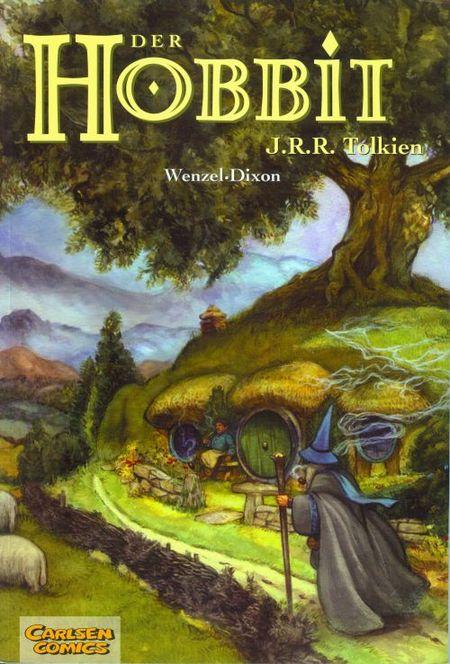 Der Hobbit - Das Cover