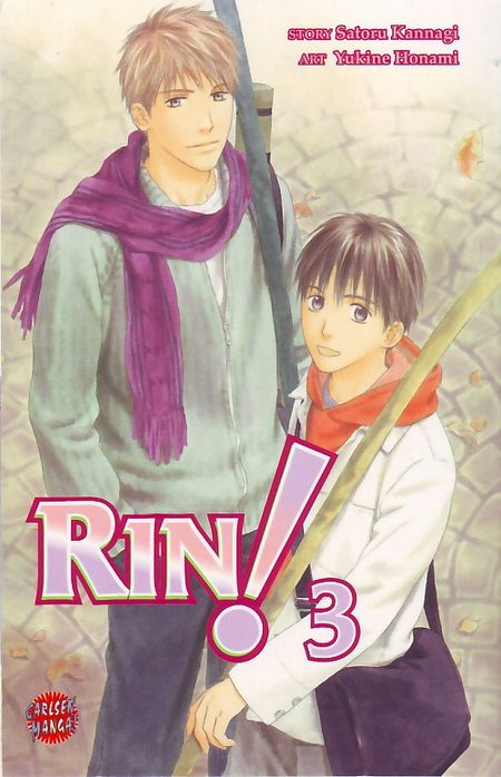 Rin! 3 - Das Cover