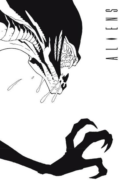 Aliens 2 - Das Cover