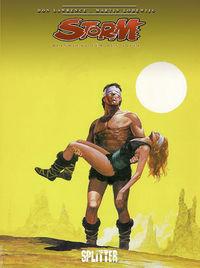 Storm 3: Das Wüstenvolk - Das Cover
