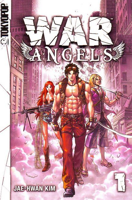 War Angels 1 - Das Cover