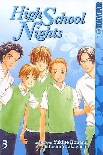 High School Nights 3 - Das Cover