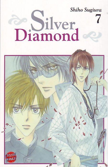 Silver Diamond 7 - Das Cover