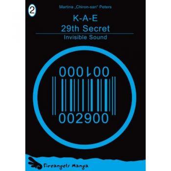 K-A-E 29th Secret 2: Invisible Sound  - Das Cover