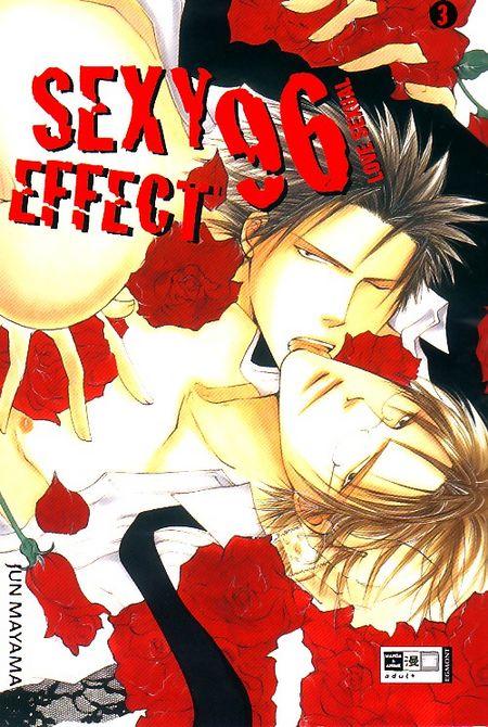 Sexy Effect 96 3 - Das Cover
