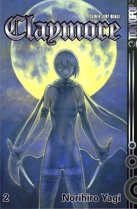 Claymore 2 - Das Cover