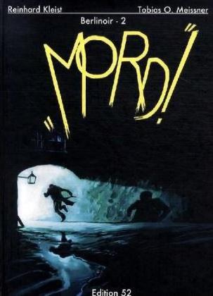 "Berlinoir 2: ""Mord!"" - Das Cover"